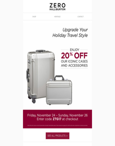 Elevate Your Travel Plans at 20% Off