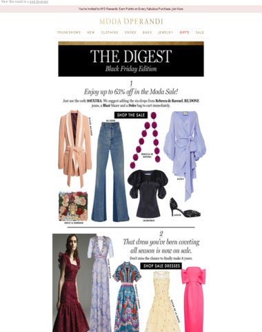 The Digest: Black Friday Edition