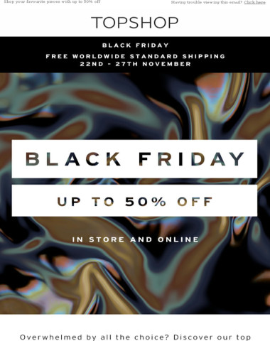 Get up to 50% off our Black Friday hero picks