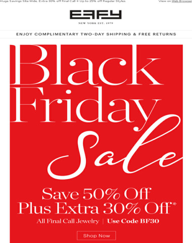 Happy Black Friday! Shop the BIG Sale now.