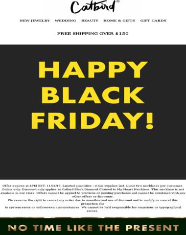 ♥ Black Friday starts NOW! ♥