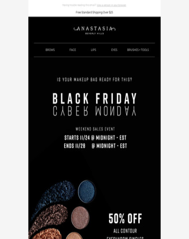 Black Friday X Cyber Monday Sale