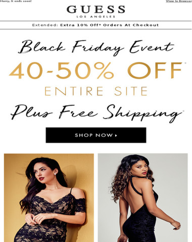 Fashion, 40-50% Off & Extra 10% For You