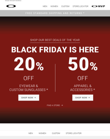 Game On: it's Black Friday | Up to 50% Off