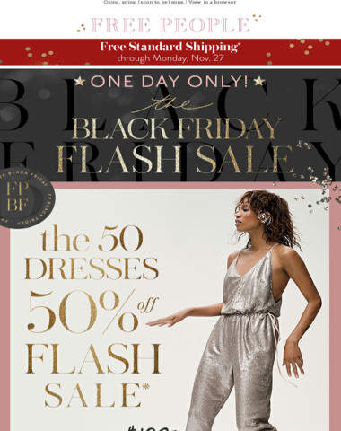 ENDING SOON: 50% OFF – Hurry!