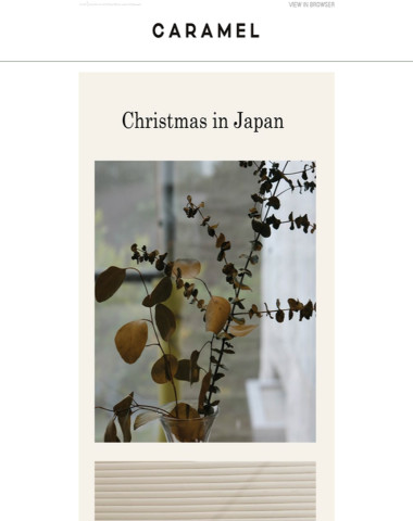 Christmas in Japan | Black Friday Sale Continues