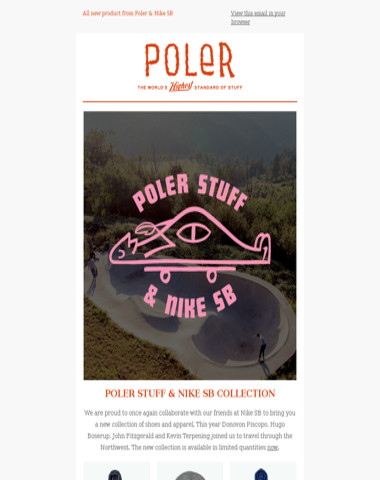 NEW Poler x Nike SB Collection   Poler PDX Launch Party