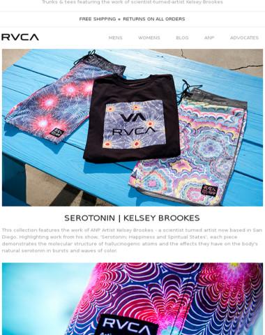 Kelsey Brookes 'Serotonin' - Back In Stock