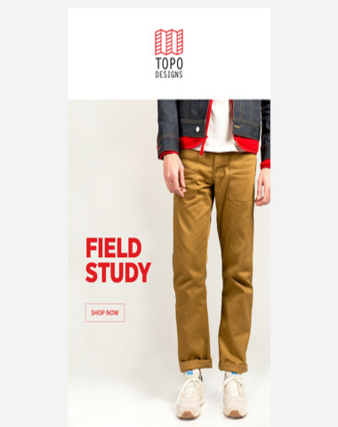 New Field Pants