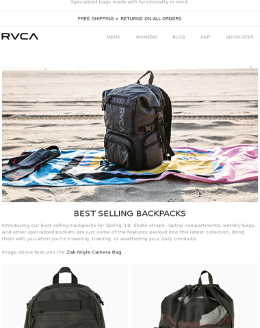 Our Best Backpacks