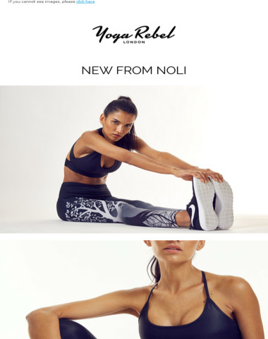 Hi, new items from Noli now in!