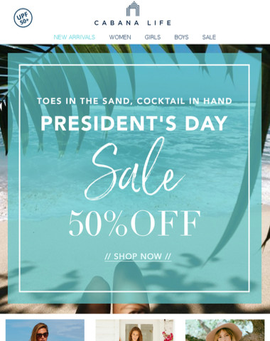 Politics Aside, President's Day Savings Everyone Can Get Behind