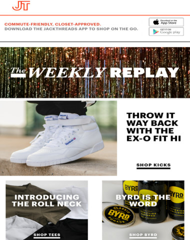 Now Playing: The Weekly Replay