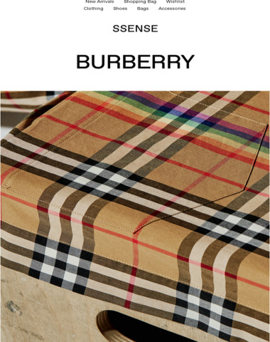 See Now, Buy Now: LIVE from Burberry Fall/Winter 2018