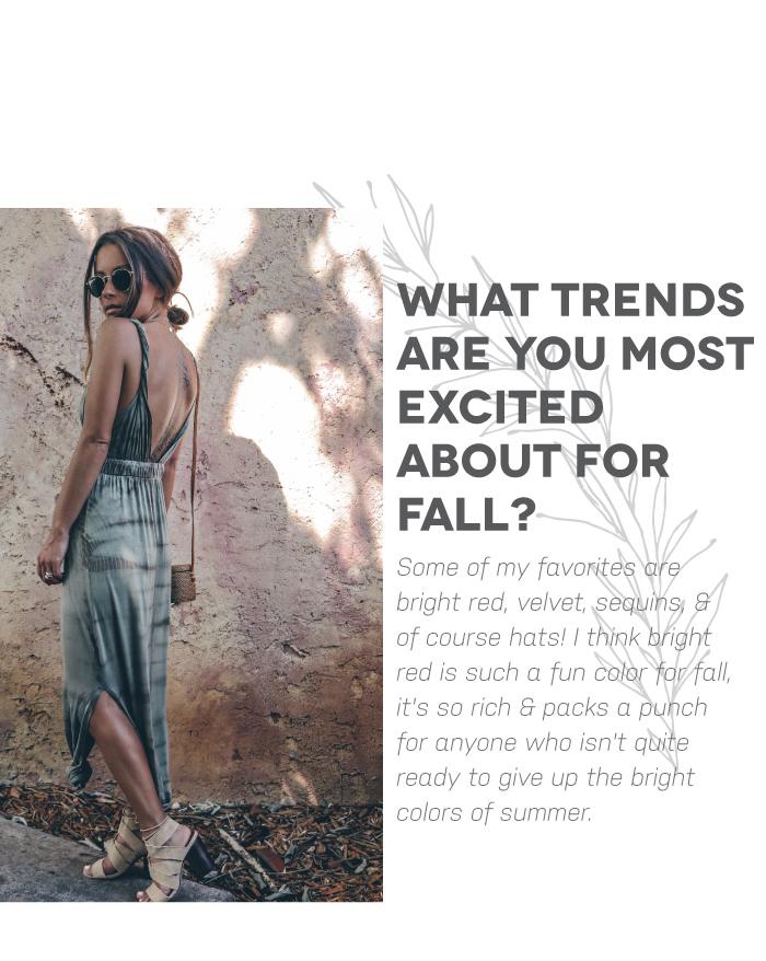 Gypsy05 Olive Fall Fashion Trends