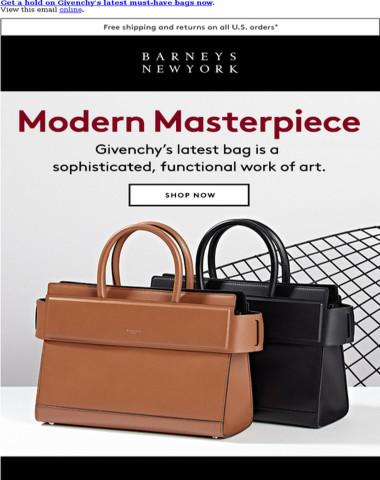 e624006d9902 Barneys New York - The New Givenchy Horizon Bag Has Arrived