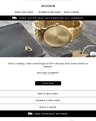Tick Tock, Beat the Clock – Your Discount Code is About to Expire