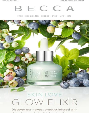 Introducing Our Nourishing Skin Love Elixir☀️??