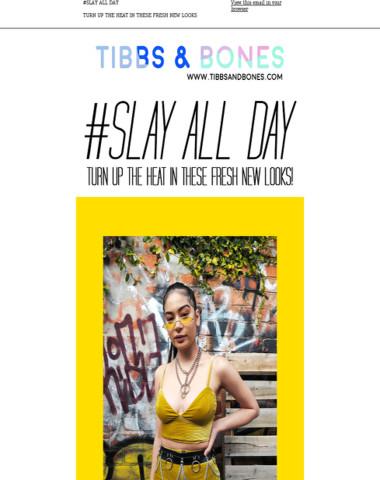 ???#SLAY ALL DAY? ??