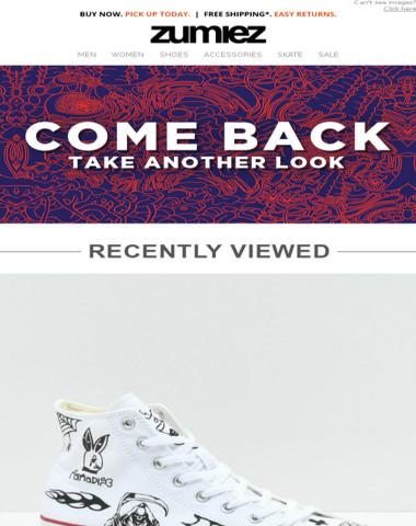 Continue Shopping CONVERSE