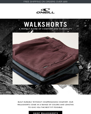 New Walkshorts | A Perfect Blend Of Comfort And Durability
