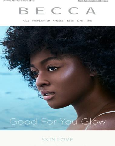 Minimal Shimmer, Maximum Glow?