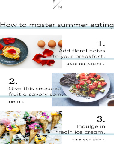 5 ways to eat for the season