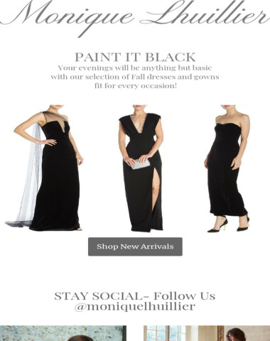After Dark Dress Code