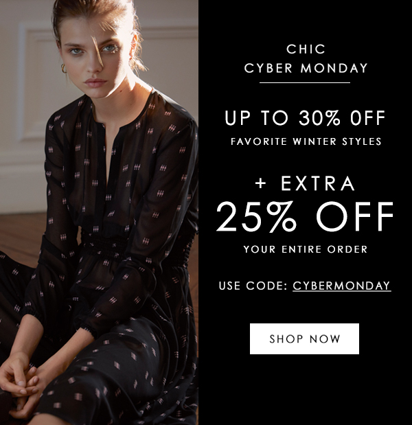 Shop the Cyber Monday Event
