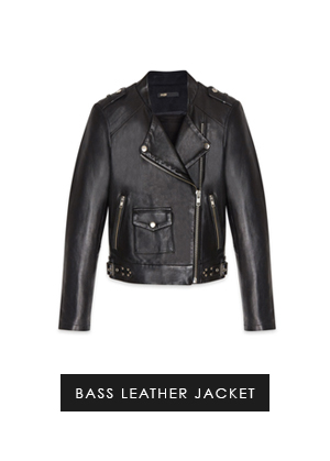 Shop the Bass Leather Jacket