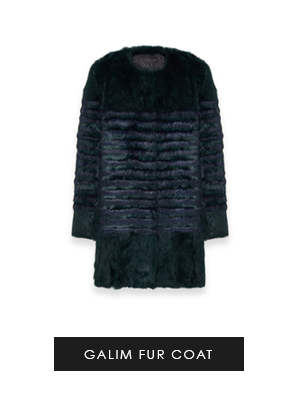 Shop the Galim Fur Coat