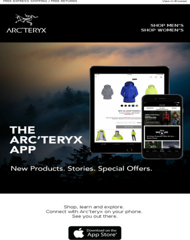 Arc'teryx On Demand