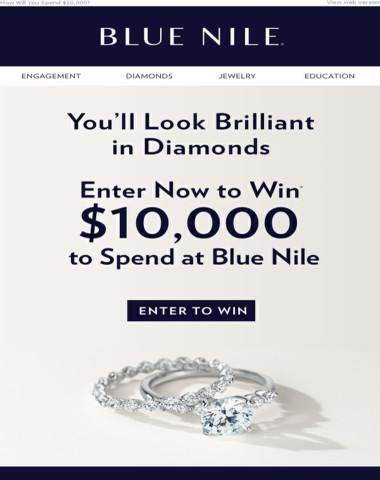 Enter Now To Win $10,000