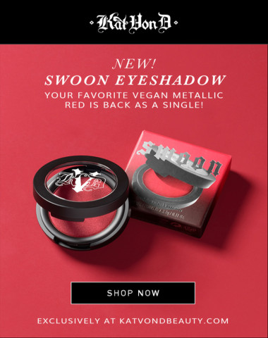 JUST LAUNCHED! Swoon Eyeshadow