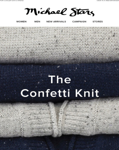 New in Knits