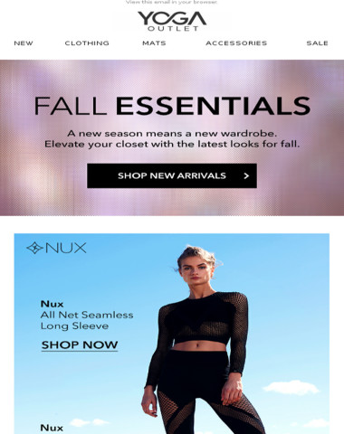 ? [NEW ARRIVALS] Fresh Fall Favorites Are Here!