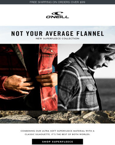 Not Your Average Flannel | New Superfleece Collection