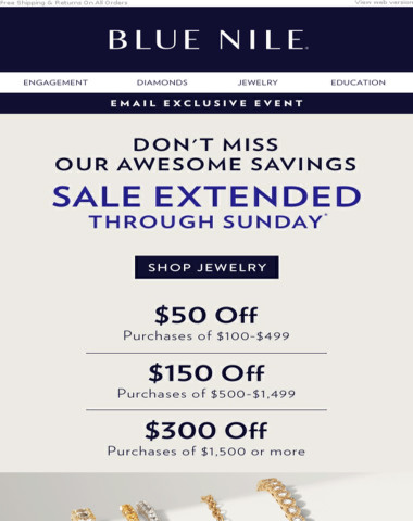 EXTENDED | Save Up To $300 Now