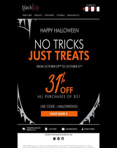 No tricks, just treats!??