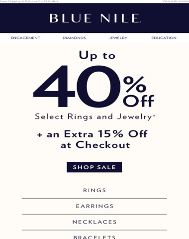 Sale on Sale: Up to 40% Off + 15% Off
