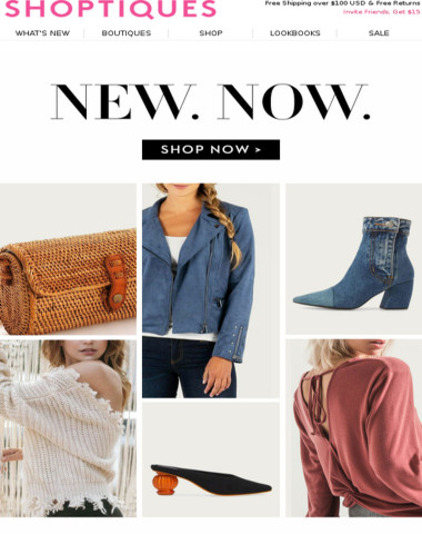 We Are So Into These New Arrivals