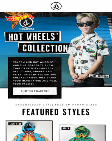 Hot Wheels™ x Volcom