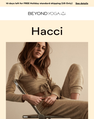 Let's Hear It For HACCI