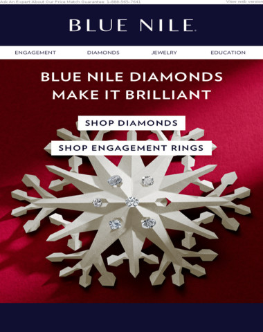 Engagement Rings & Diamonds: Make A Magical Holiday Proposal Today!