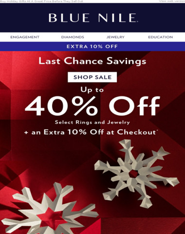 Up To 40% Off + Extra 10% Is Getting ?