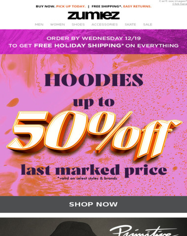 ⏰ HOODIE SALE - Up to 50% OFF + New Arrivals
