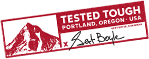 TESTED TOUGH PORTLAND OREGON USA