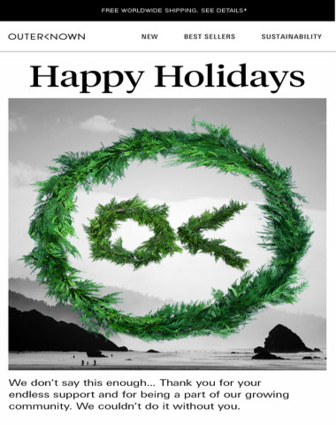 From Our Team to Yours. . .