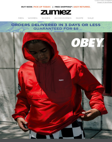 NEW // OBEY · The Gold Gods x Fabolous · More