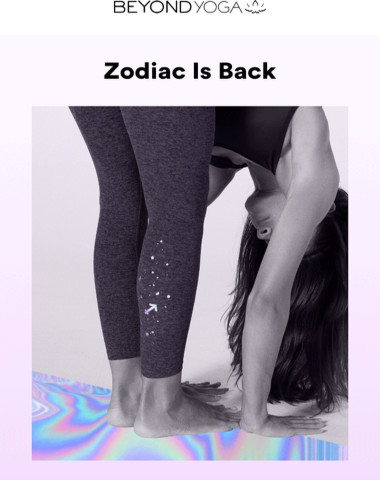BACK! Leggings For Your Sign